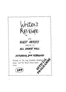 WR Programme